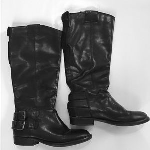 Dolce Vita - black riding boot
